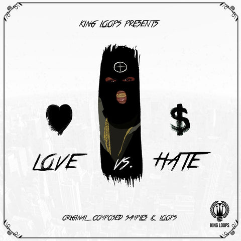 Love Vs Hate - Urban Sample Pack