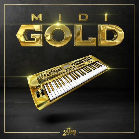MIDI GOLD (Melodies & Loops)