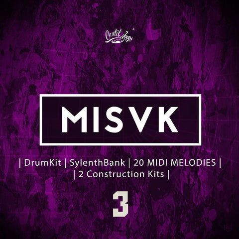 MISVK Vol.3 (Drum Kit & Sylenth Bank)