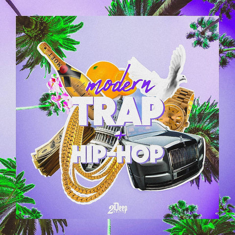 Modern Trap & Hip Hop - Construction Kits