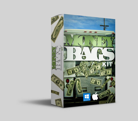 Money Bags Drum Kit
