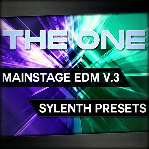 Mainstage EDM Vol.3 - Sylenth1 Presets