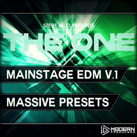 Mainstage EDM Vol.1 (Massive Presets)