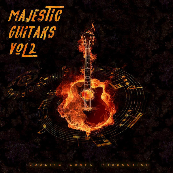 Majestic Guitars 2