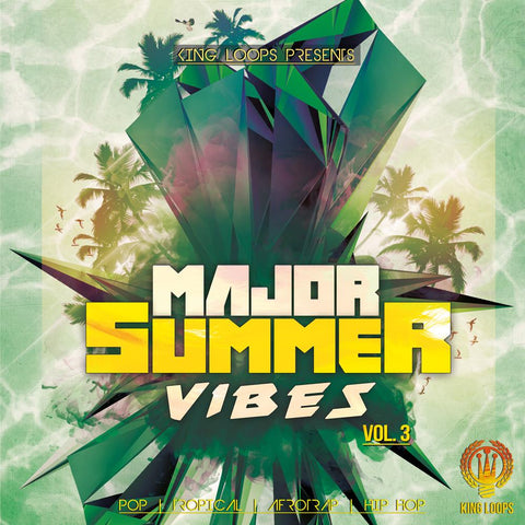 Major Summer Vibes Vol.3 - Tropical Pop Kit