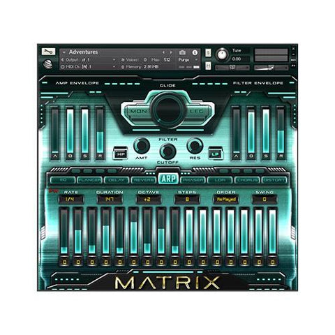Matrix (Kontakt Library)