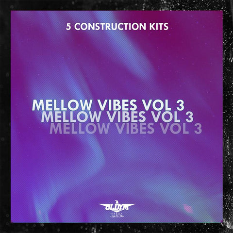 Mellow Vibes Vol.3 - Soul Trap Construction Kits