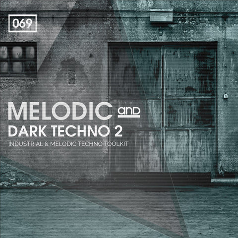 Melodic & Dark Techno 2 - Loop Collection