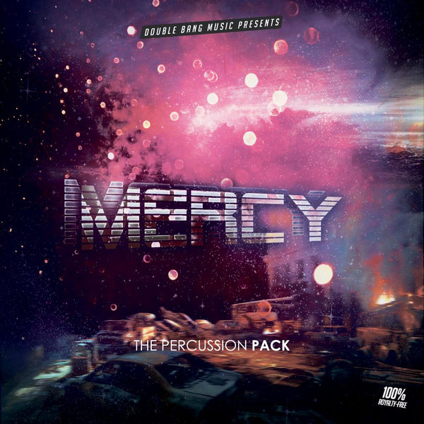 Mercy (The Percussion Pack)