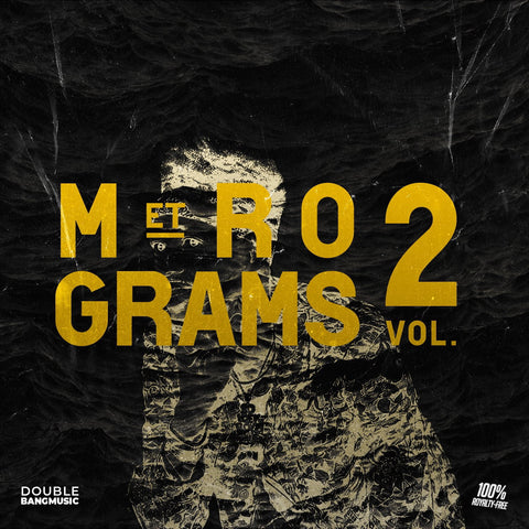 Metro Grams Vol.2 (Trap Construction Kit)