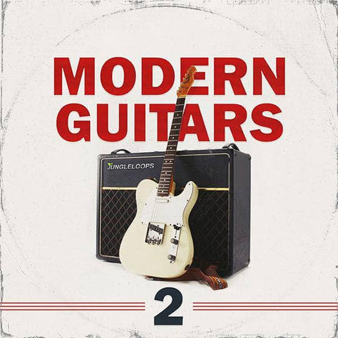Modern Guitars 2 - Guitar Phrases