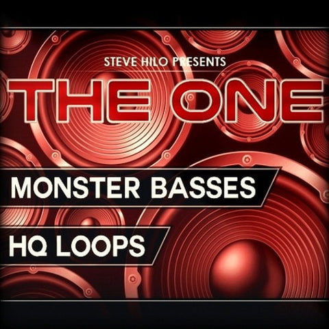 Monster Basses (Dubstep Loops)