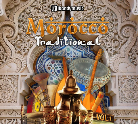Morocco Traditional - Samples, Drums & Instruments