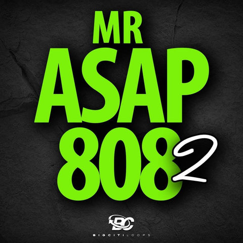 Mr ASAP 808 2 (ASAP Mob Sound Kit)