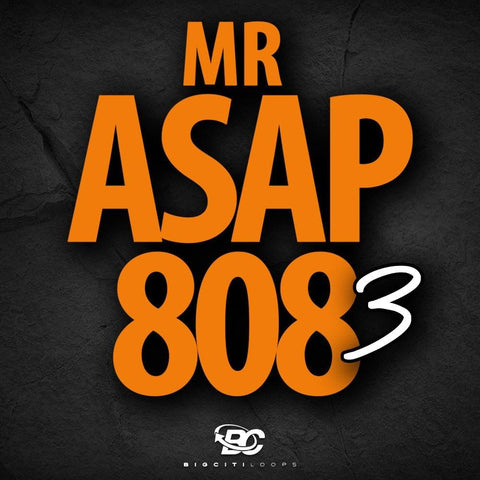 Mr ASAP 808 3 (ASAP Mob Type Beats)