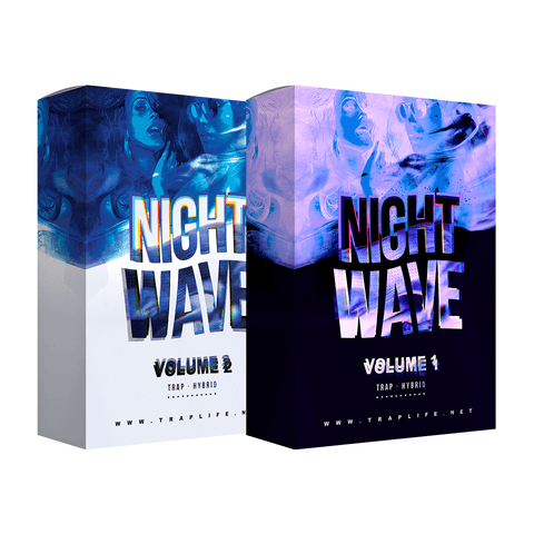 Night Wave Bundle - 1.35 GB of Content