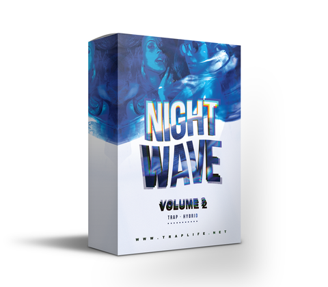 Night Wave 2 - Drum Kit + Loops & Vocals