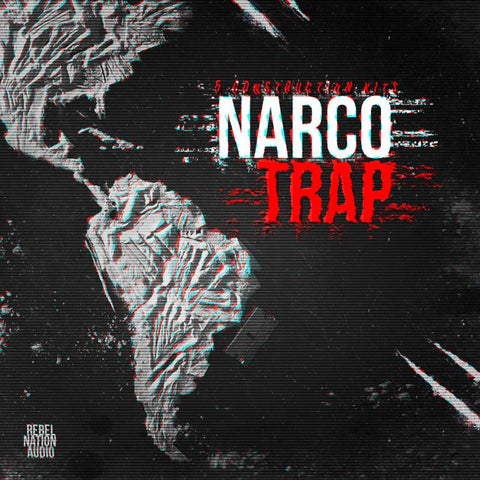 Narco Trap - Trap Construction Kit with ASAP Ferg Type Beats