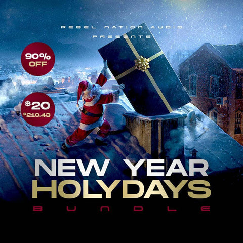 New Year Holydays Bundle