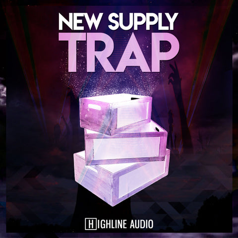 New Supply Trap - Trap Loops, Kits & Drums