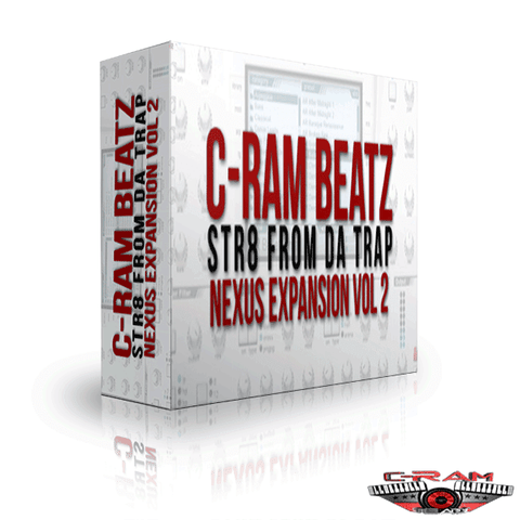C-Ram Beats Straight From The Trap Nexus XP Vol. 2