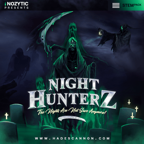 Night Hunterz (Stem Pack)