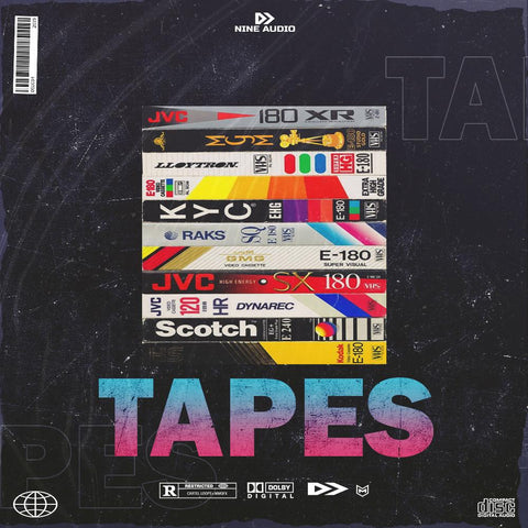 Tapes - 75 Hot Melodic Samples