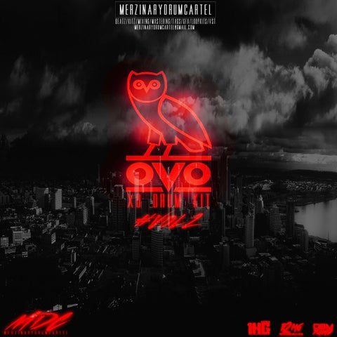 OVOXO Drumkit Vol.2 - Premium Drum Sounds & Audio Loops
