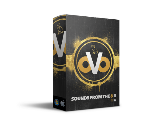 OVO Sounds From The 6 II (Drum Kit & Loops)