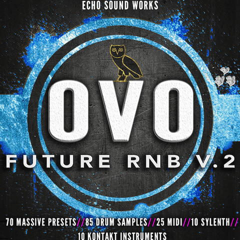 OVO Future RnB Vol.2 (NI Massive Presets)