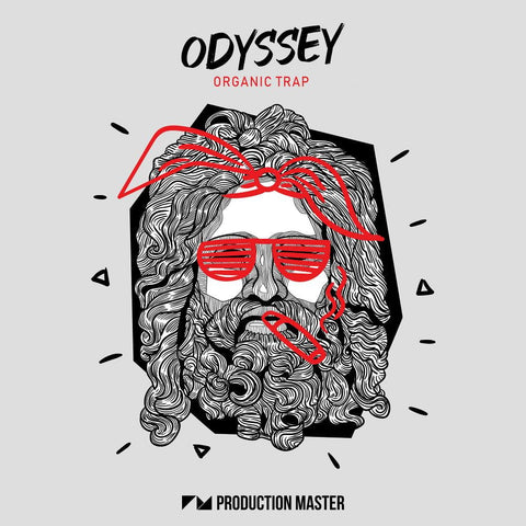Odyssey (Organic Trap) - Loops & Drums