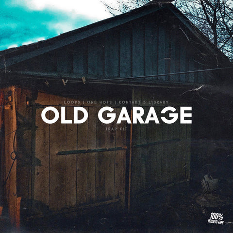 Old Garage (Kontakt Library)