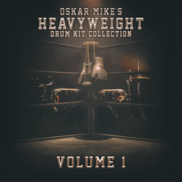 Heavyweight Drum Kit Collection Vol.1