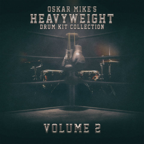 Heavyweight Drum Kit Collection Vol.2