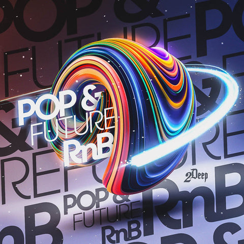 Pop & Future RnB - Loops, MIDI & Presets