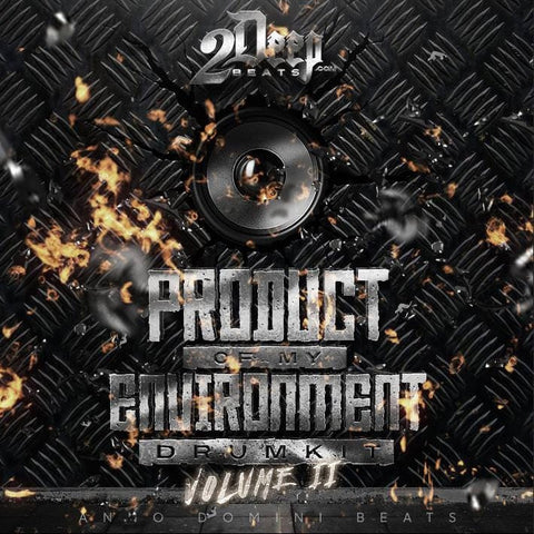 Product Of My Environment Vol.2 (Drum Kit)