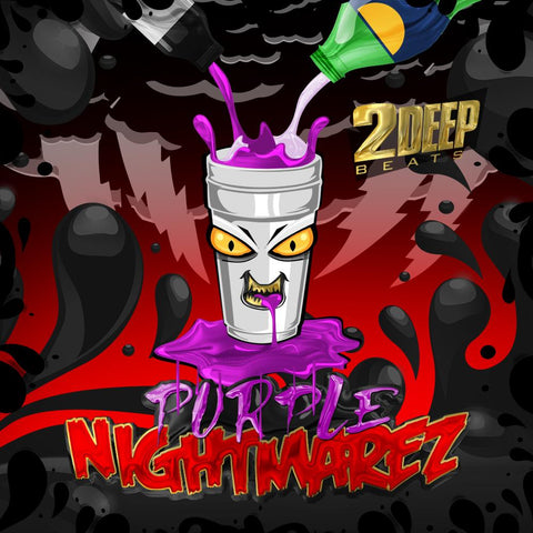 Purple Nightmarez - Migos Tybe Trap Beats Construction Kit