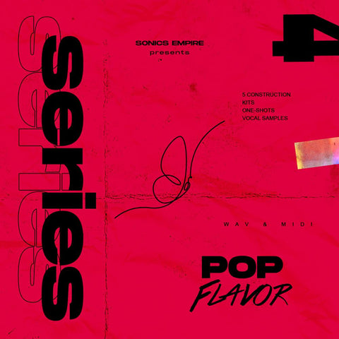 Pop Flavor - Loops & One-Shots