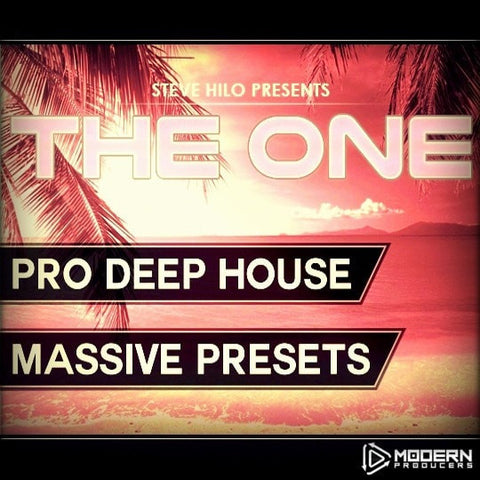 THE ONE - Pro Deep House (Massive Presets)