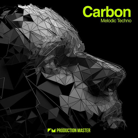 Carbon: Melodic Techno - Loops & One-Shots