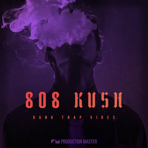 808 Kush - Drum One-Shots & Loops