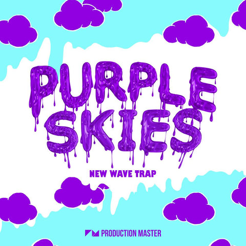 Purple Skies - New Wave Trap