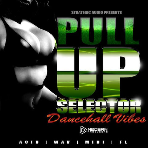 Pull Up Selector Dancehall Vibes (Construction Kit)