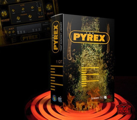 The Pyrex Kontakt 5 Library