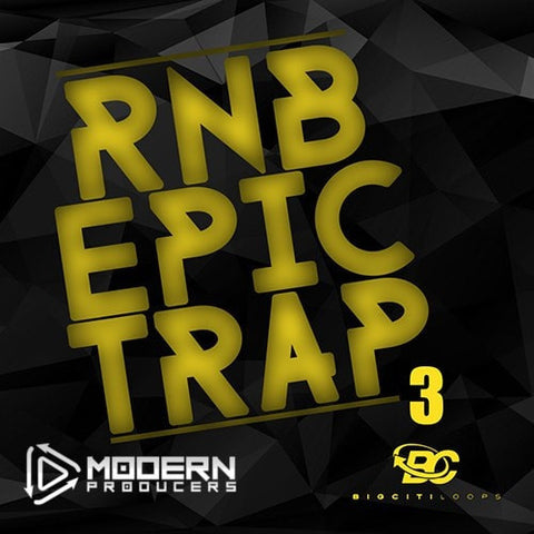 RnB Epic Trap 3