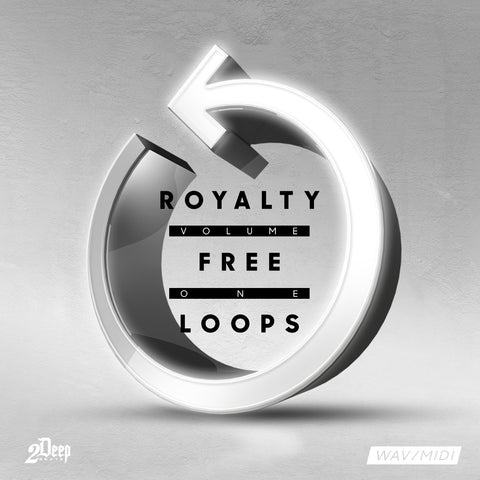 Royalty Free Loops Vol.1 - Piano, Synth & Other Loops