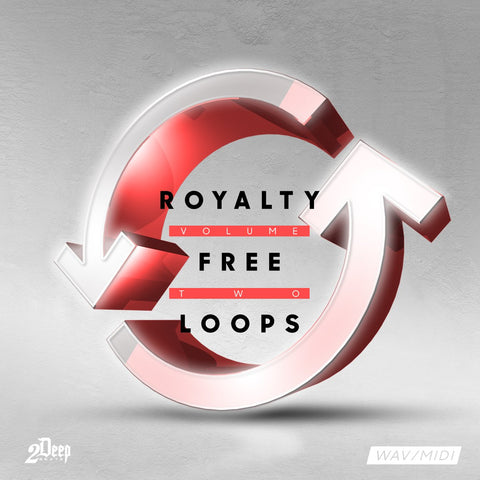 Royalty Free Loops Vol.2 - 15 Melody Loops