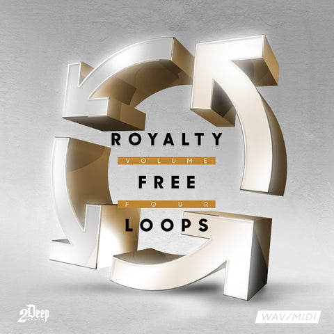 Royalty Free Loops Vol.4 - 15 Melodic Samples