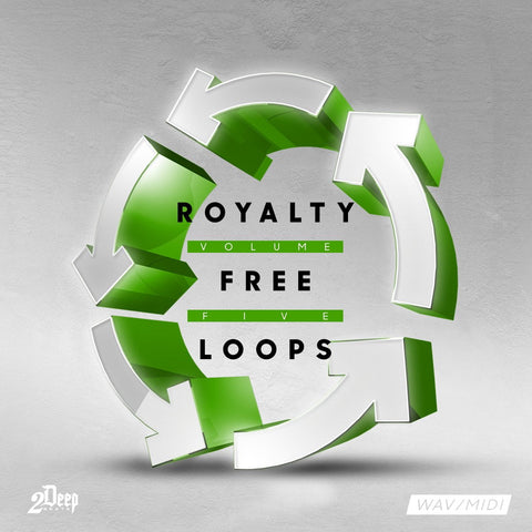 Royalty Free Loops Vol.5 - Samples & Stems