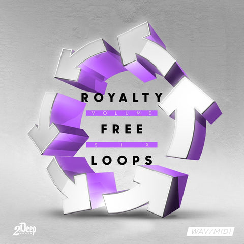Royalty Free Loops Vol.6 - 15 Sample Loops